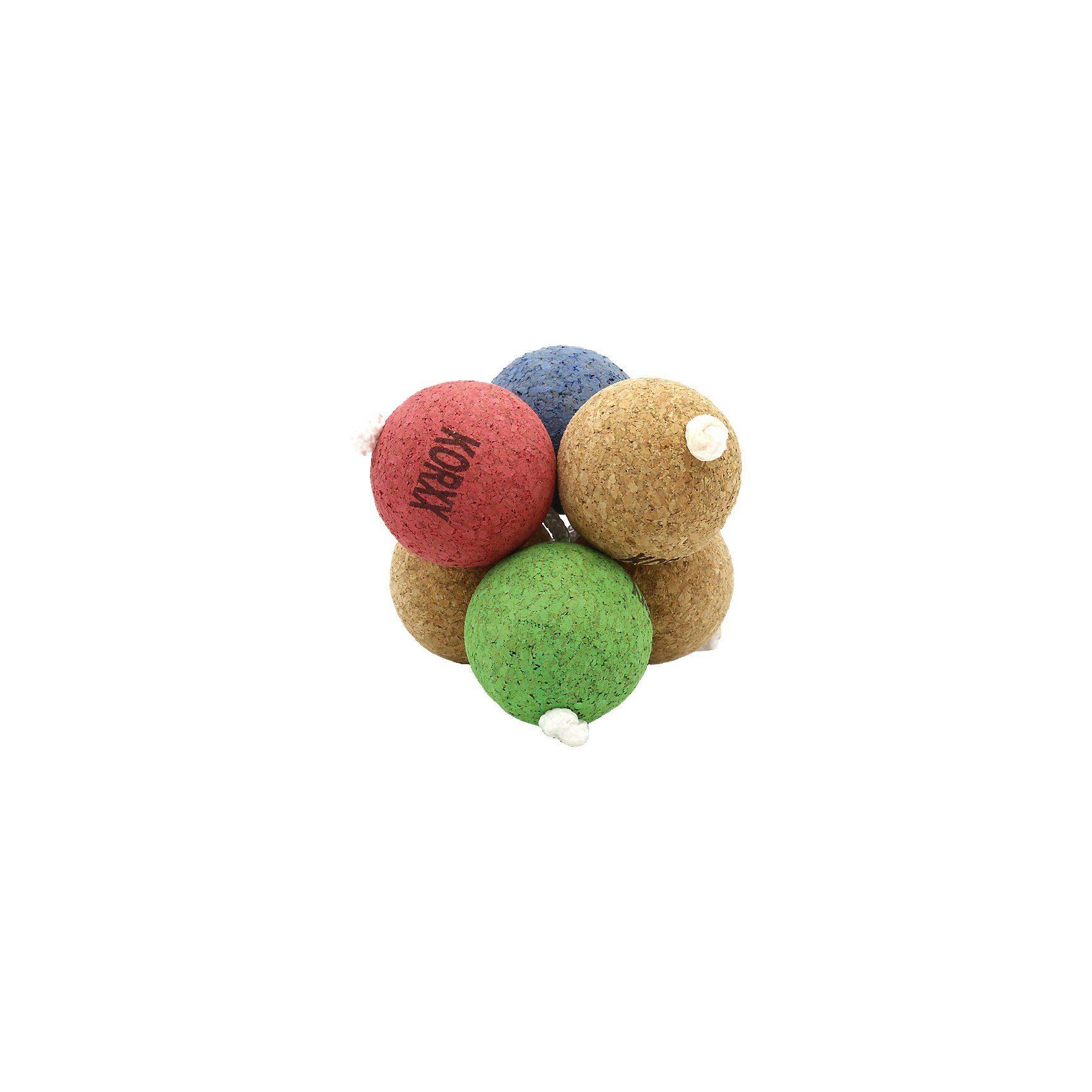 Korkspielzeug Beach Balls Color