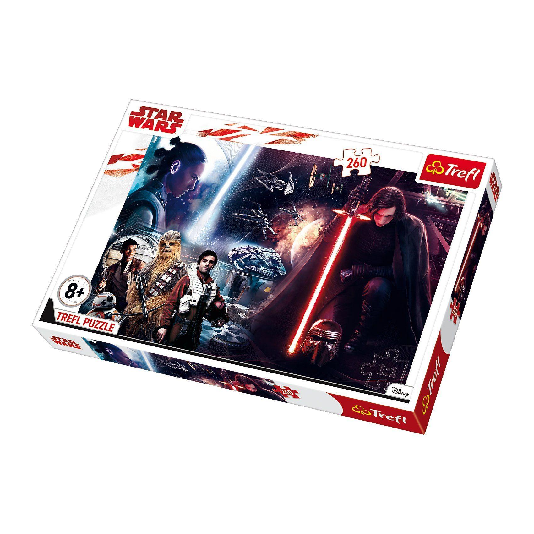 Trefl Puzzle 260 Teile - Star Wars Episode VIII