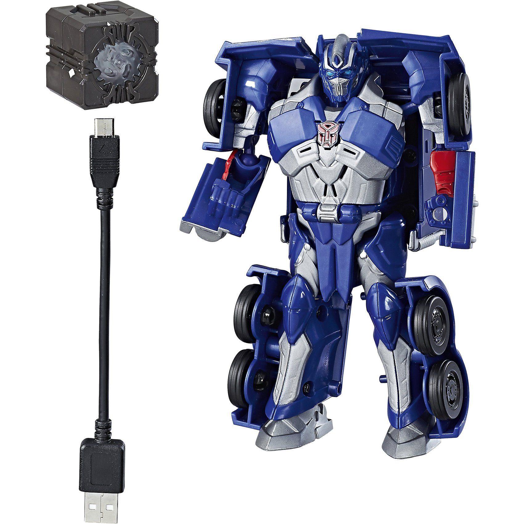 Hasbro Transformers Movie 5 All Spark Tech Starter Set Optimus Prim