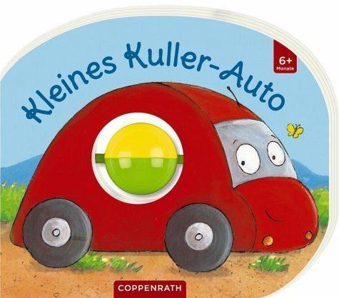 Buch mit Papp-Einband »Mein erstes Kugelbuch: Kleines Kuller-Auto«