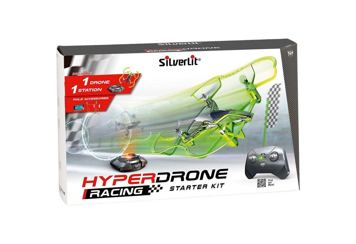 Silverlit RC Renndrohne Quadrocopter Hyperdrone Starter*