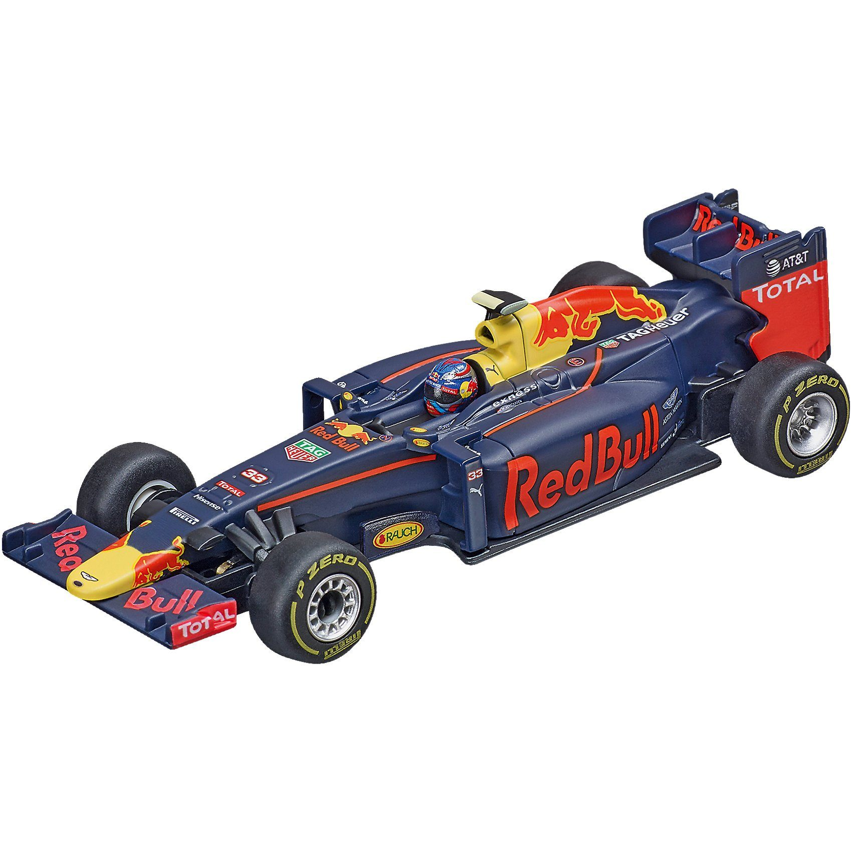 "Carrera GO!!! 64087 Red Bull RB12 ""M.Verstappen, No.33"""