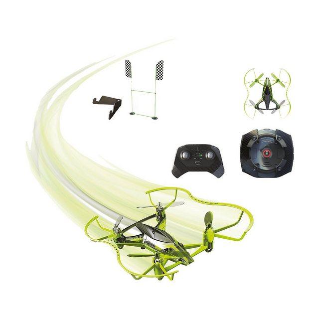 Empfehlung: Silverlit RC Renndrohne Quadrocopter Hyperdrone Starter  von Silverlit*