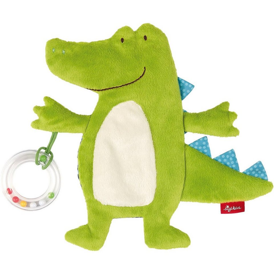 Sigikid Aktiv-Kuscheltuch Krokodil (41880) kaufen