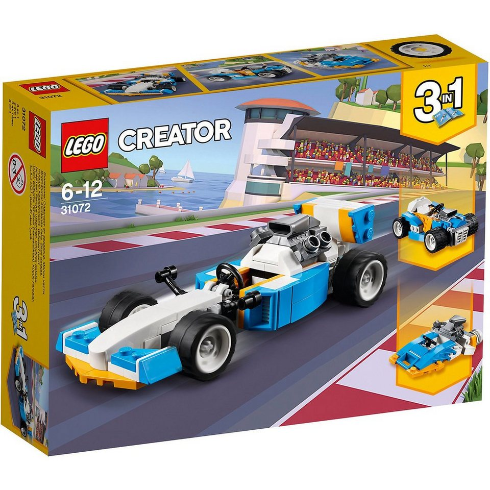 Lego® 31072 Creator: Ultimative Motor-Power kaufen