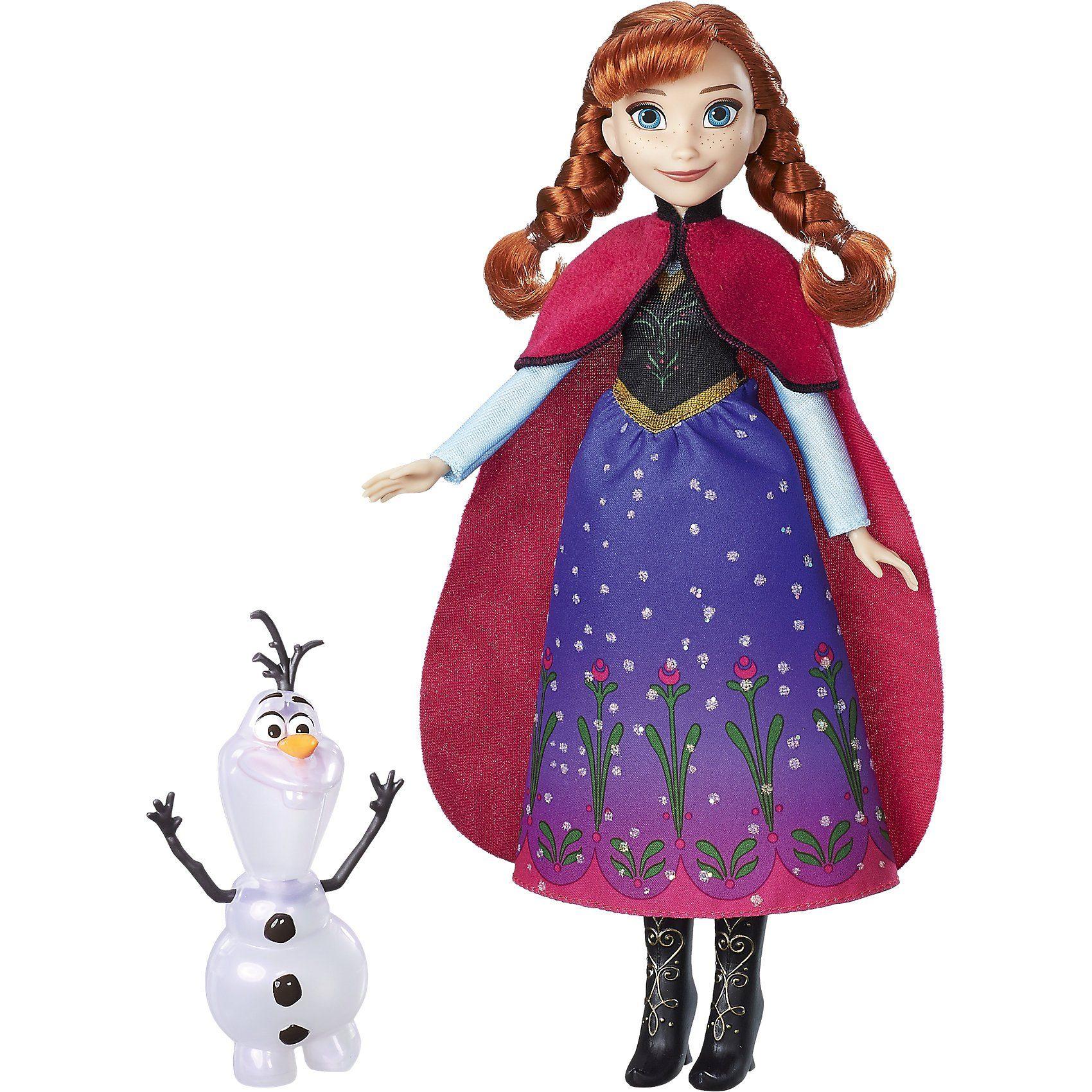 Hasbro Die Eiskönigin Zauber der Polarlichter Anna & Olaf