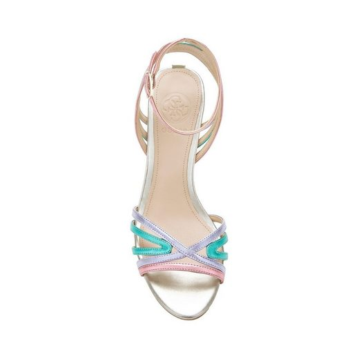 Guess SANDALETTE NOAH METALLIC-OPTIK