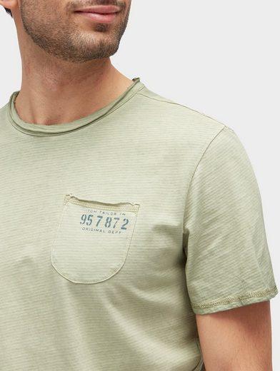 Tom Tailor T-Shirt T-Shirt mit Logo-Print