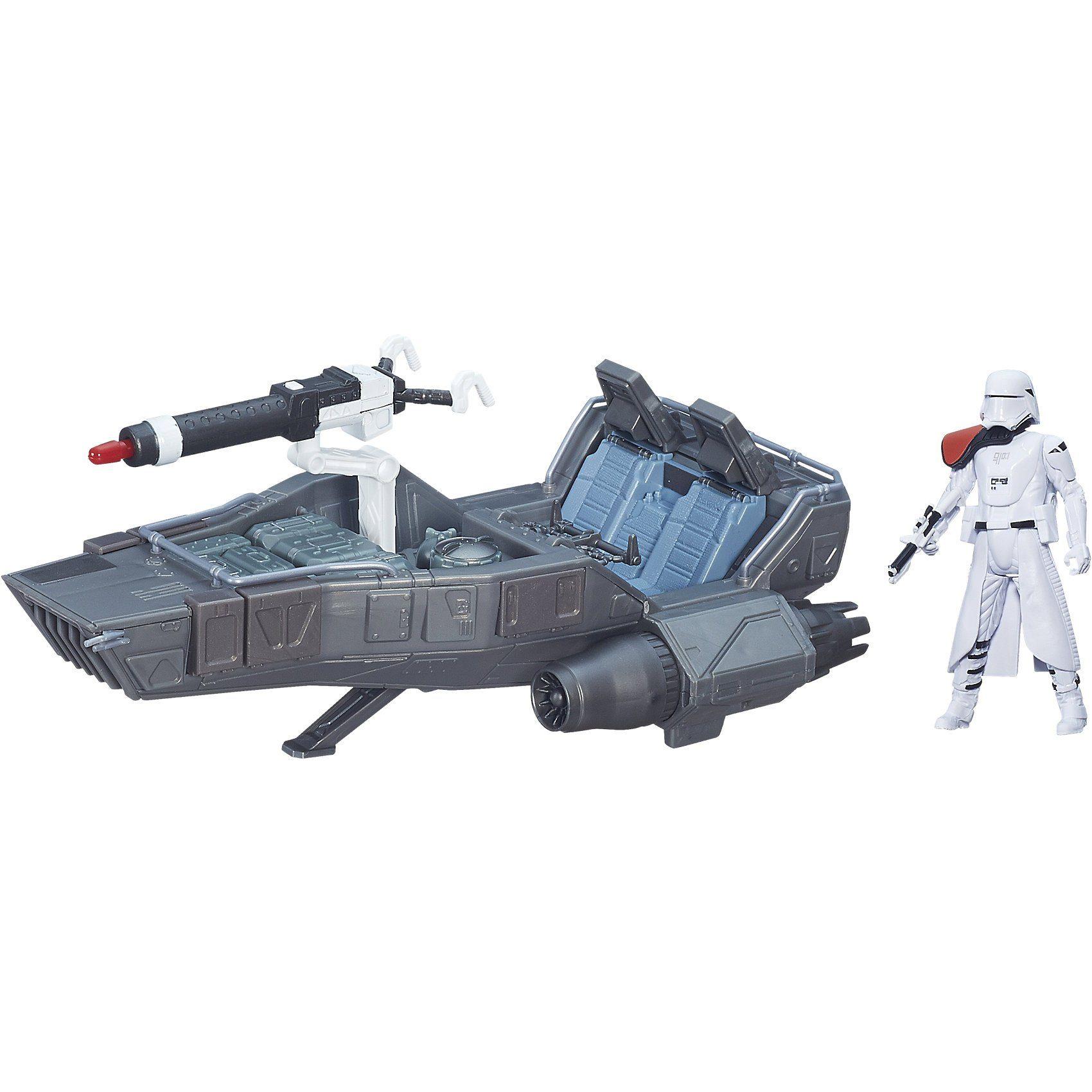 Hasbro Star Wars Das Erwachen der Macht - Class II Fahrzeuge, Sorti