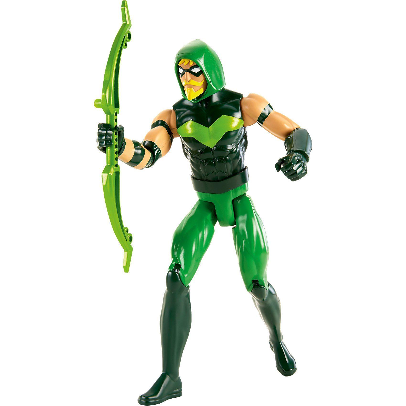 Mattel® DC Justice League Basis-Figur Green Arrow (30 cm)