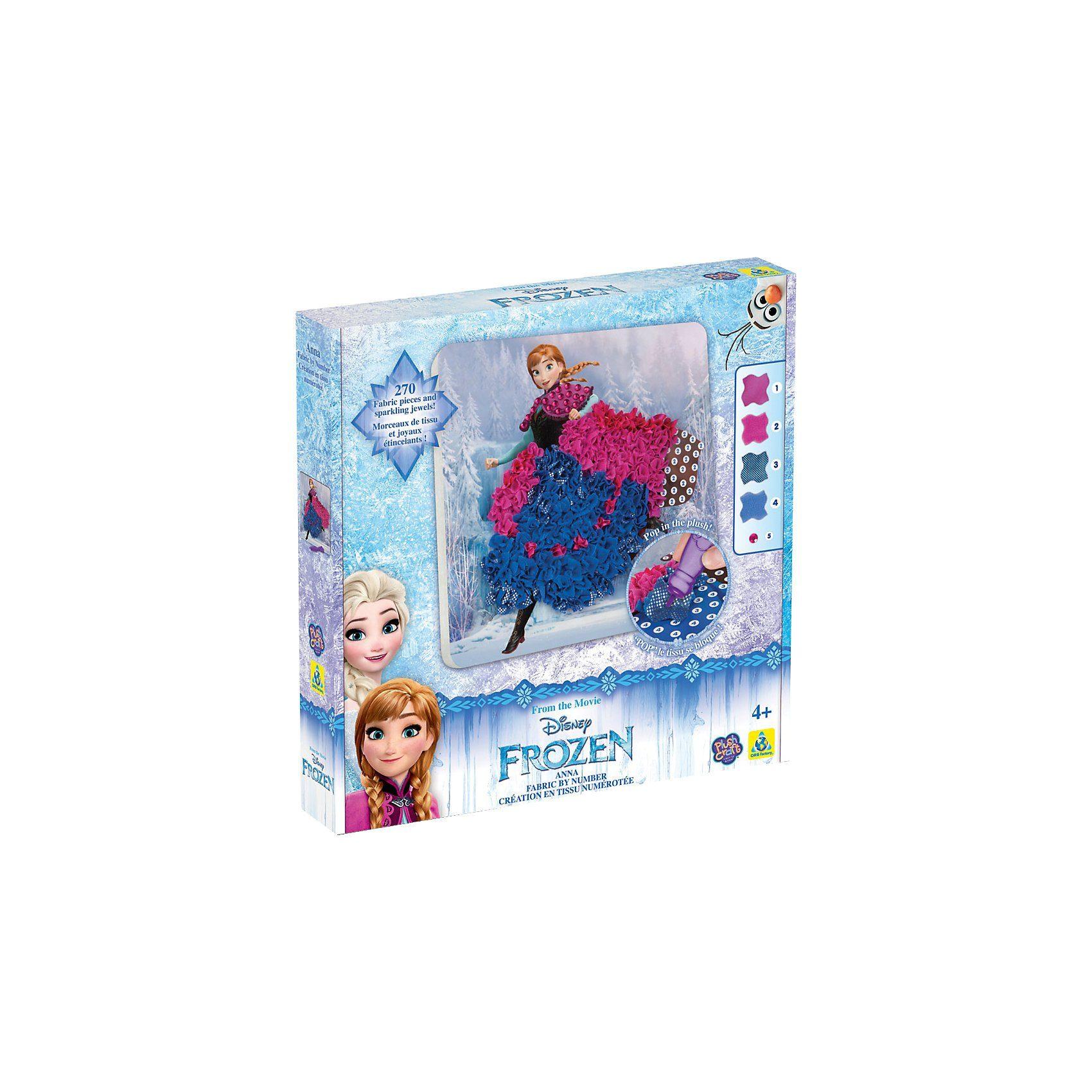 PlushCraft - Die Eiskönigin - Anna