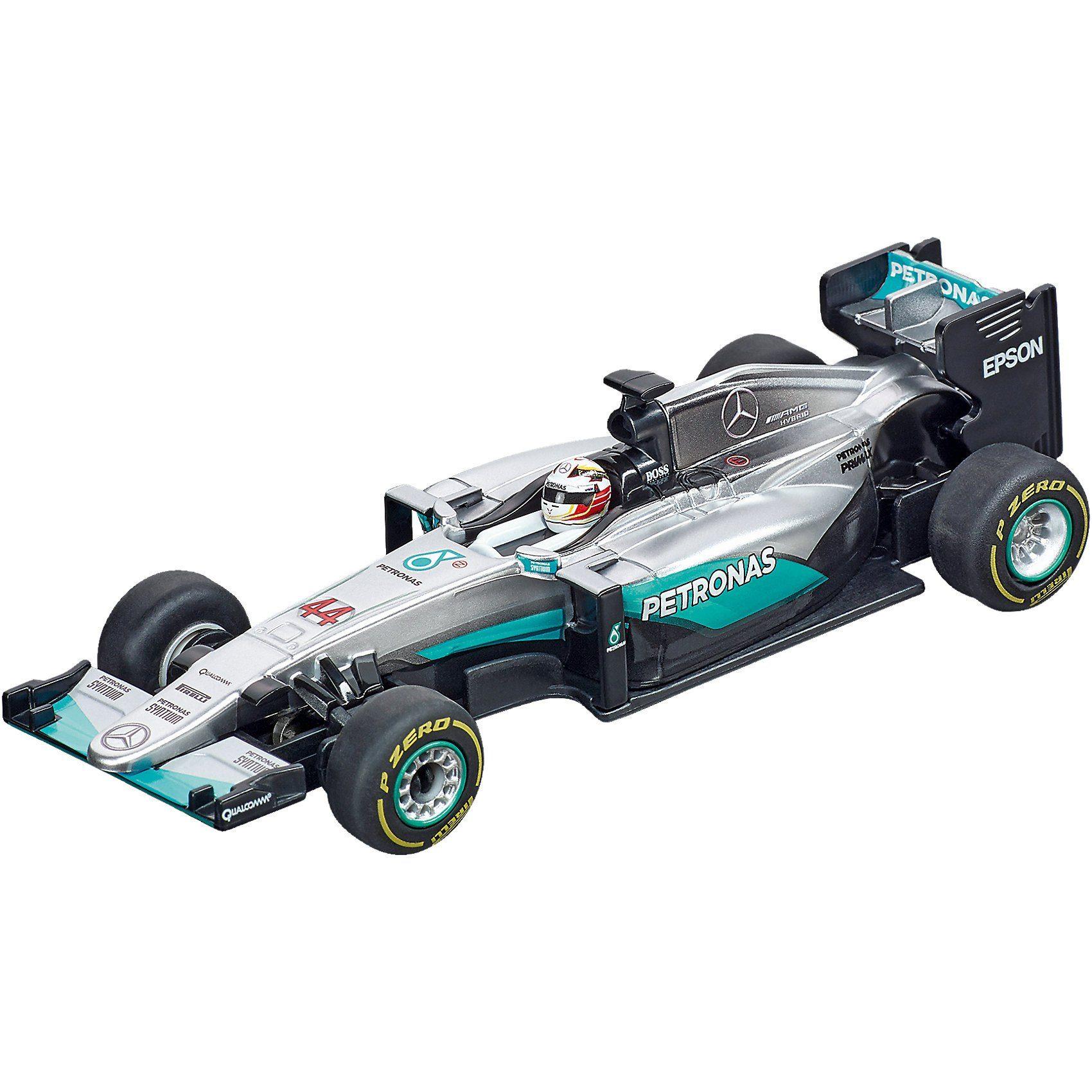 "GO!!! 64088 Mercedes F1 W07 Hybrid ""L. Hamilton, No.44"""