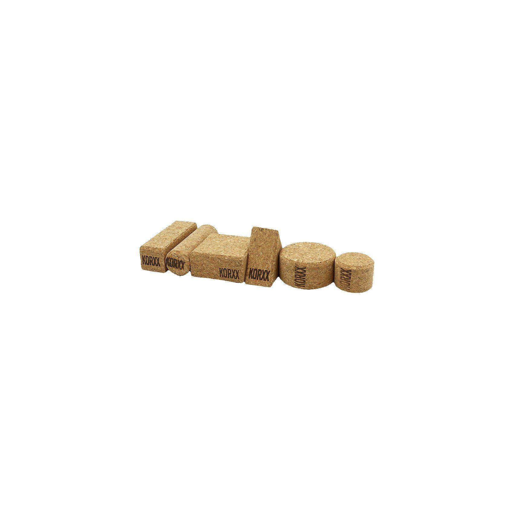 Korkbausteine Form Starter, 21 Stk.