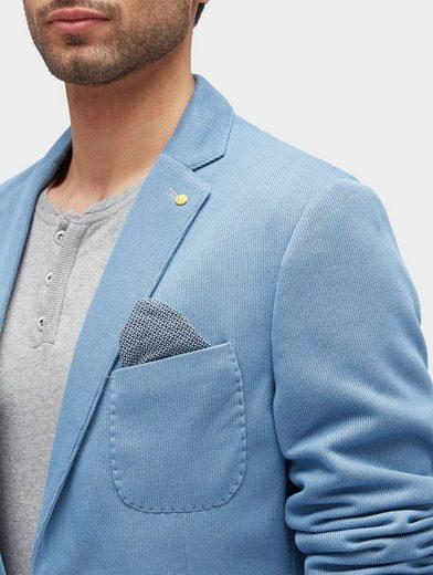 Tom Tailor Sakko Blazer im Denim-Look