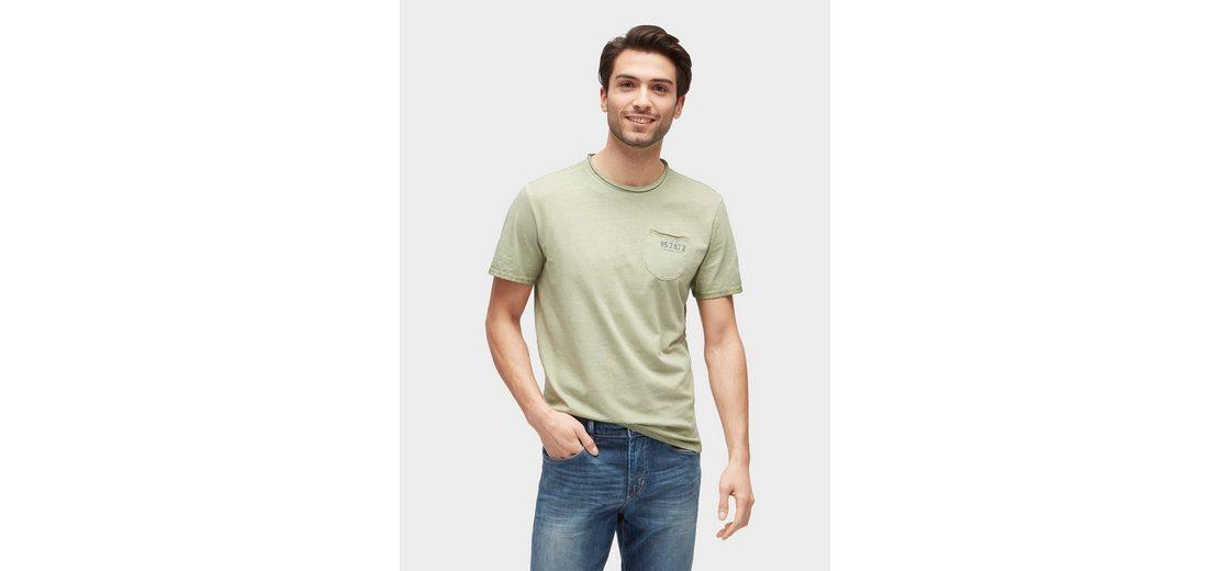Tom Tailor T-Shirt T-Shirt mit Logo-Print Billig Verkauf 100% Garantiert Freies Verschiffen Der Suche Nach oUL2LrdP