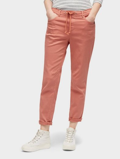 Tom Tailor Denim Chinohose Jogginghose
