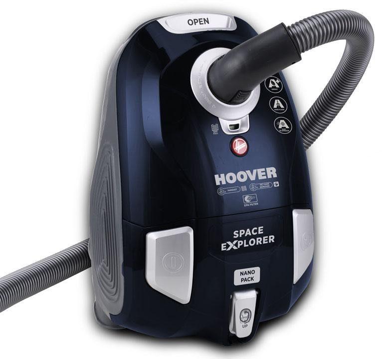 Hoover Bodenstaubsauger SL40PET, 550 Watt, mit Beutel