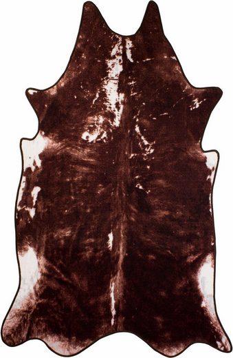 Fellteppich »Vaca«  Andiamo  fellförmig  Höhe 5 mm  Kunstfell  In- und Outdoor geeignet