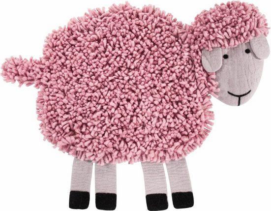 Kinderteppich »Schaf Emma«, LUXOR living, Motivform, Höhe 30 mm, reine Wolle, handgeknüpft, Kinderzimmer