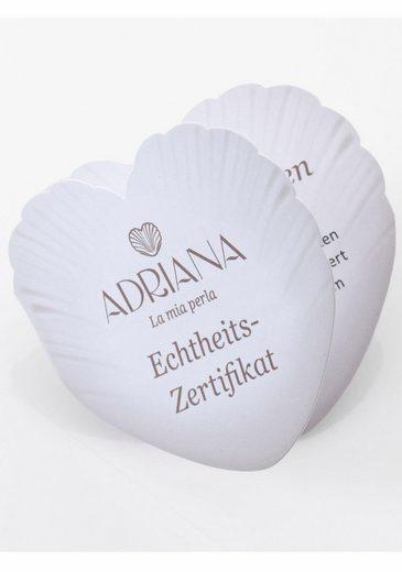 Adriana Perlenkette »La mia perla  Romantica  R6«  mit Süßwasserzuchtperlen