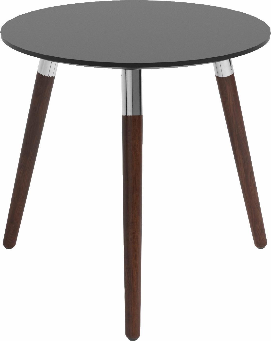 beistelltisch runder glasplatte preisvergleich die besten angebote online kaufen. Black Bedroom Furniture Sets. Home Design Ideas