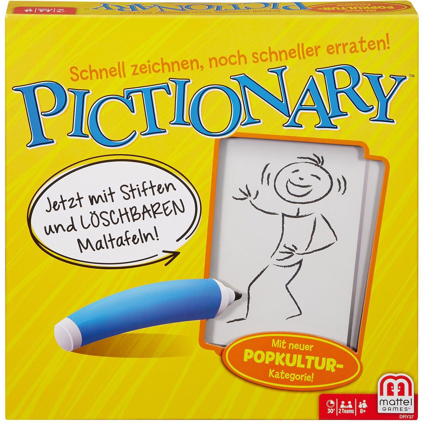 Mattel® Games Pictionary