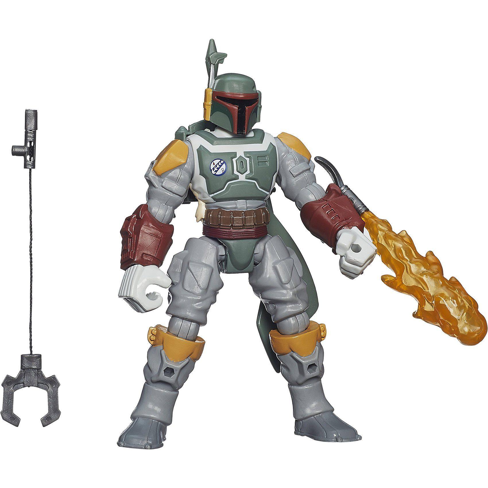 Hasbro Star Wars Das Erwachen der Macht - Hero Mashers Deluxe Figur