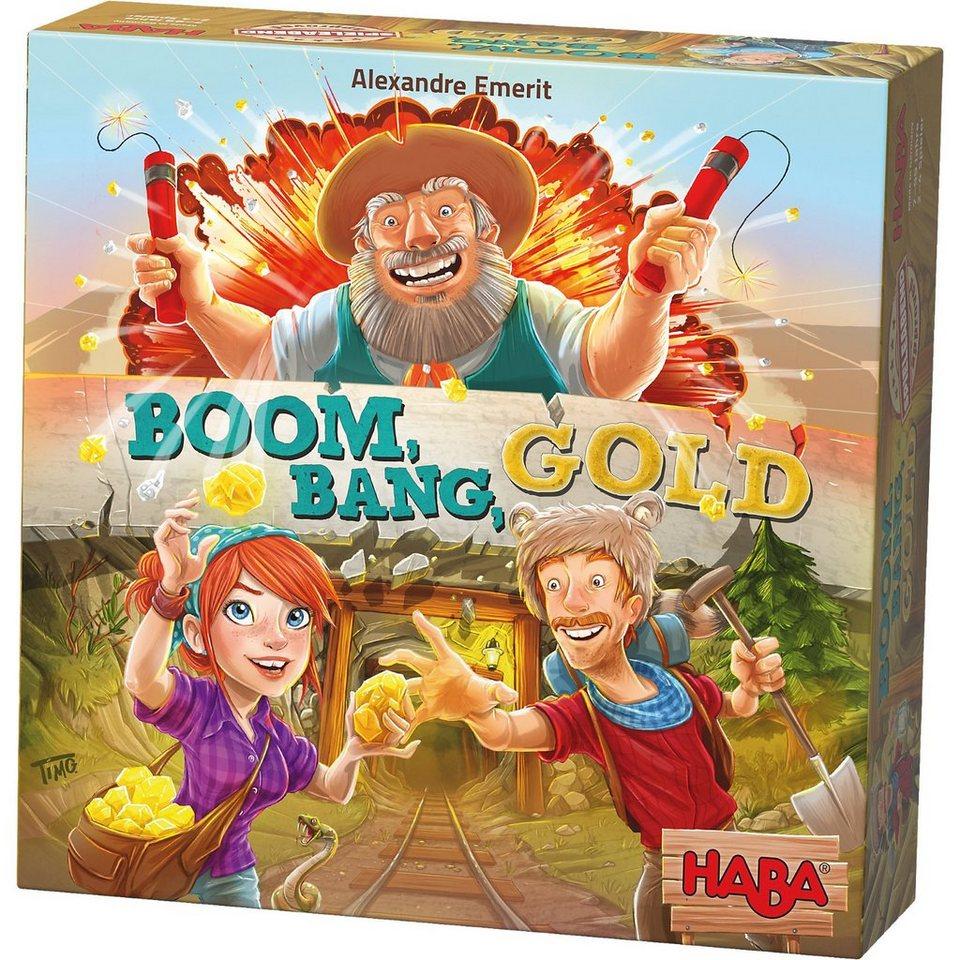 Haba Boom, Bang, Gold online kaufen