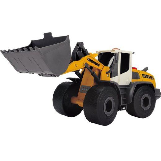 Dickie Toys Liebherr L566 Xpower