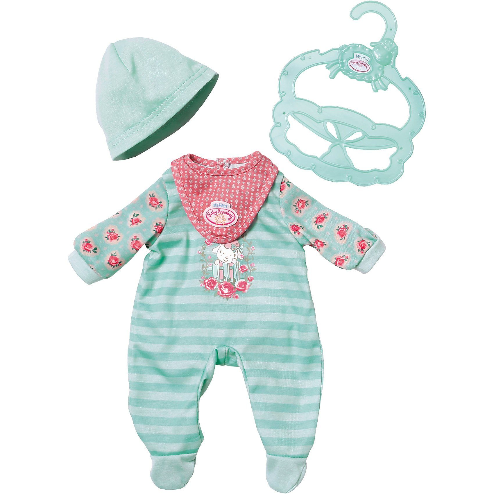 Zapf Creation® My First Baby Annabell® Cozy Outfit Romper