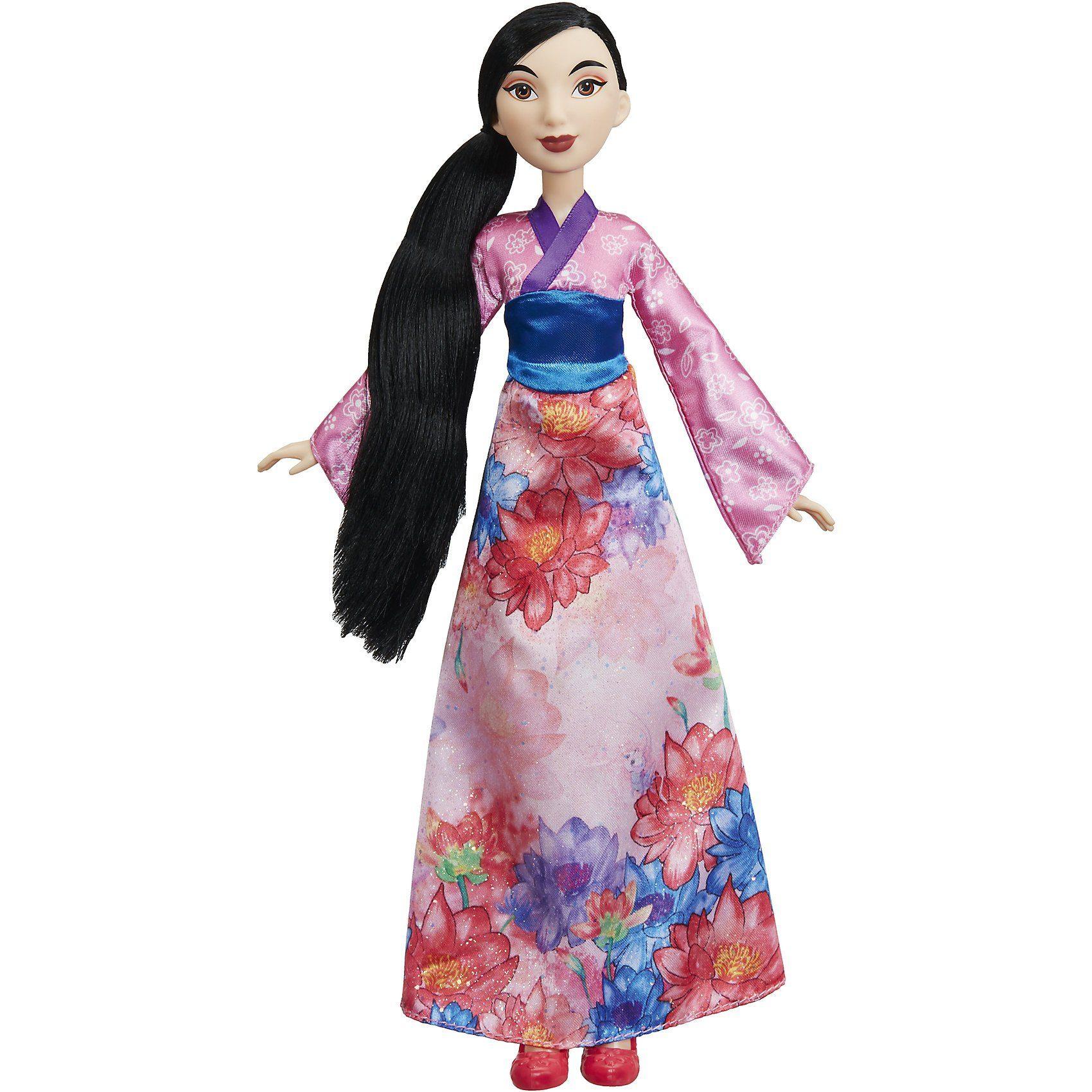 Hasbro Disney Prinzessin Schimmerglanz Mulan