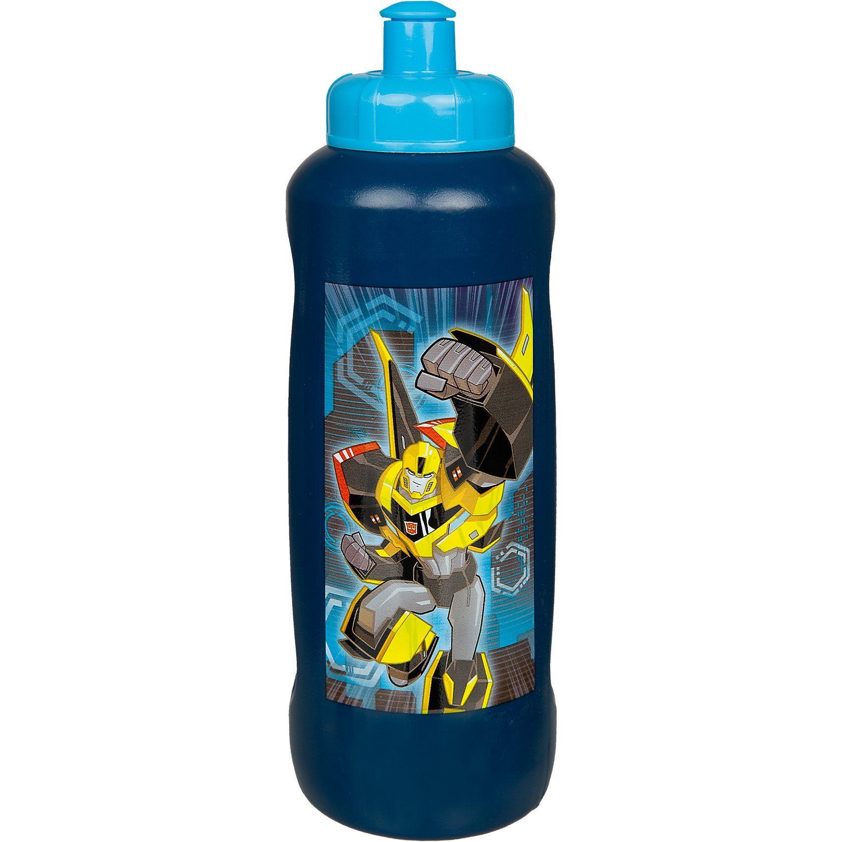 Scooli Trinkflasche Transformers, 450 ml