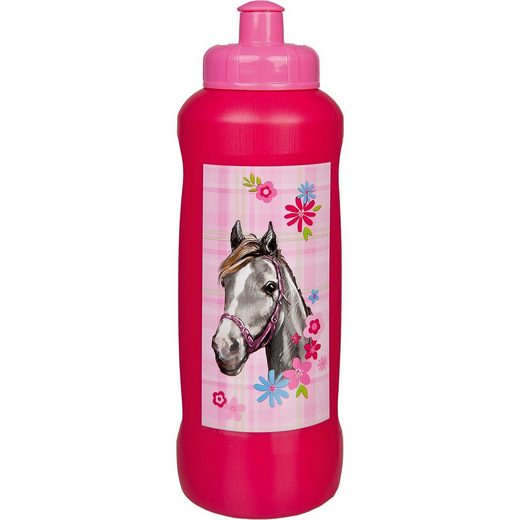 Scooli Trinkflasche Horse Champion, 450 ml