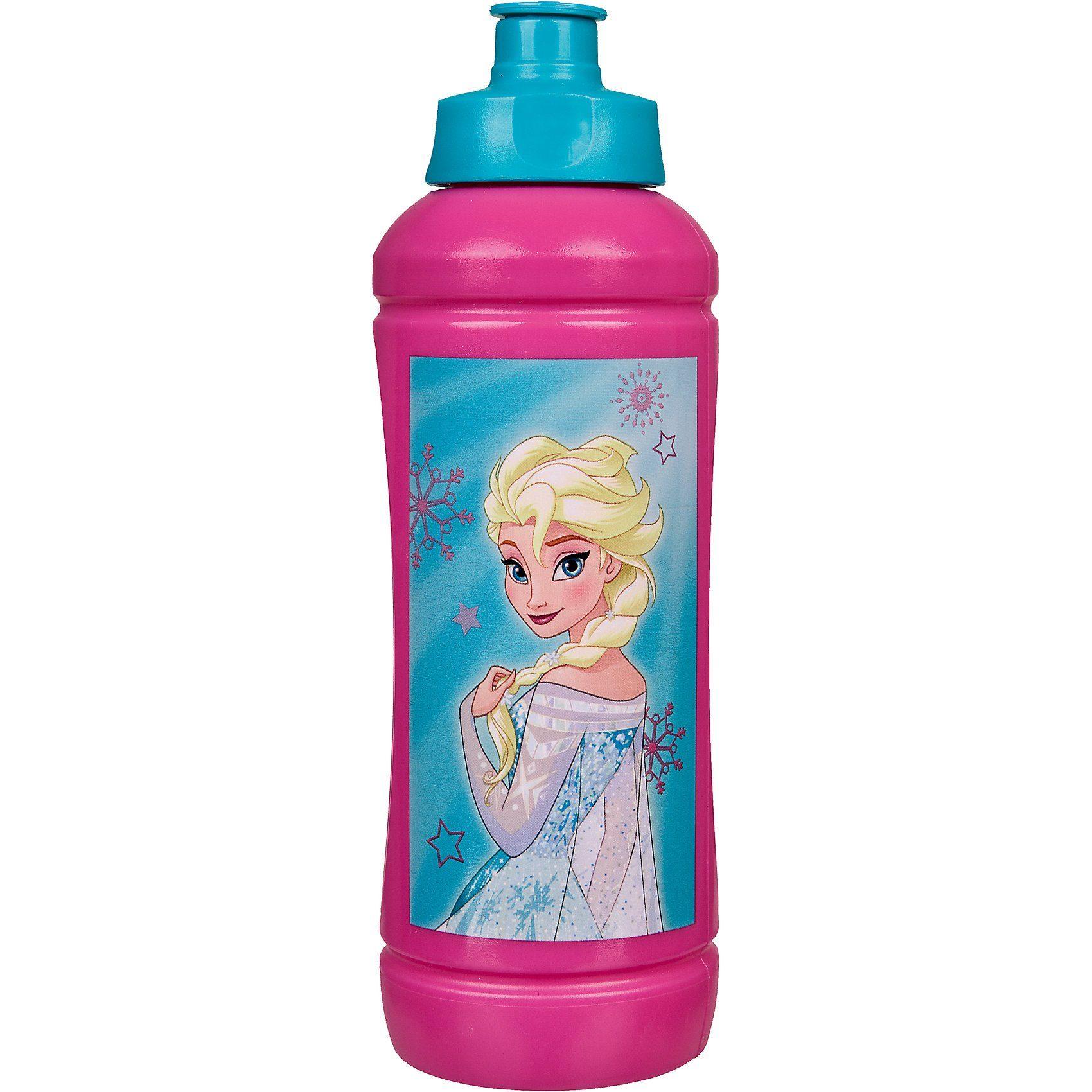 Scooli Trinkflasche Die Eiskönigin, 425 ml