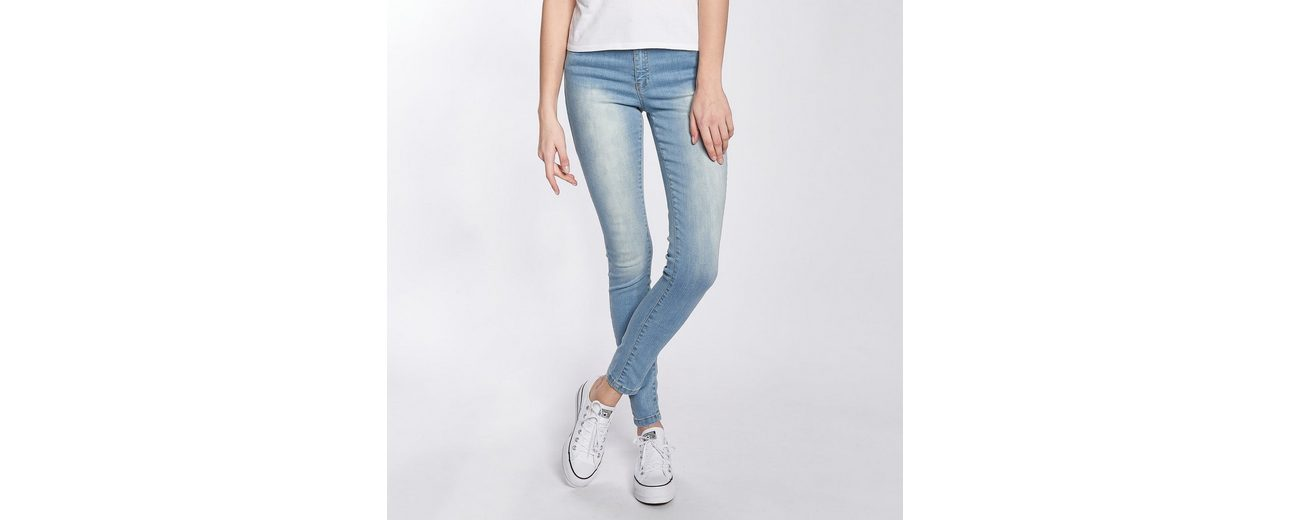 Just Rhyse Skinny-fit-Jeans Buttercup
