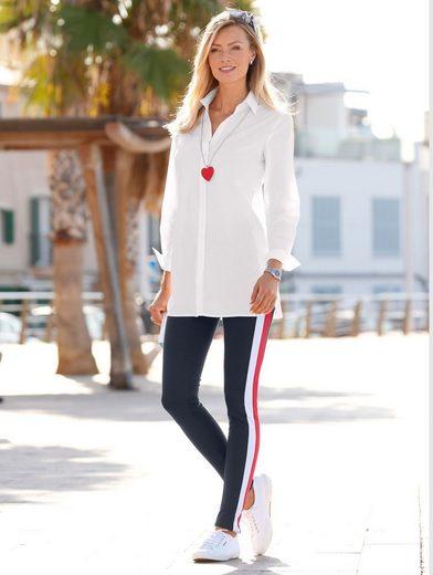 Dress In Leggings mit seitlichem Einsatz