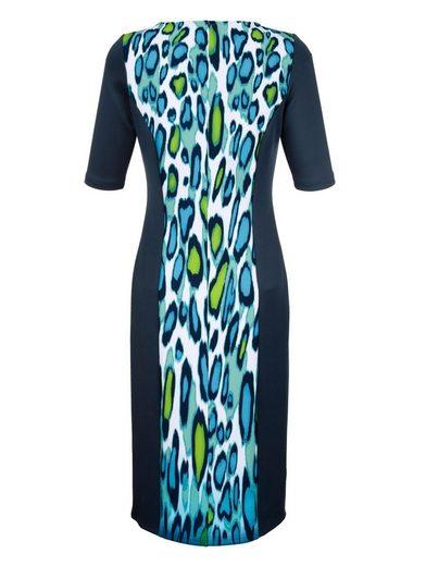 Paola Kleid mit Animaldruck