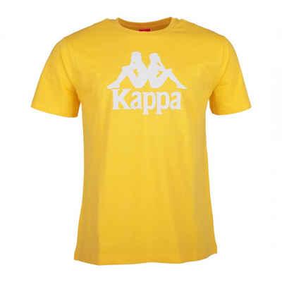 Kappa T-Shirt »AUTHENTIC CASPAR KIDS« mit plakativem Logoprint