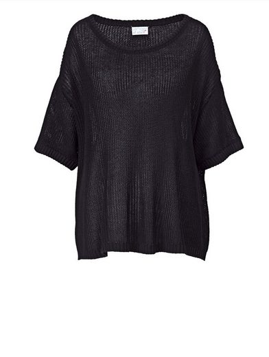 Angel of Style by Happy Size Pullover in Oversize-Form