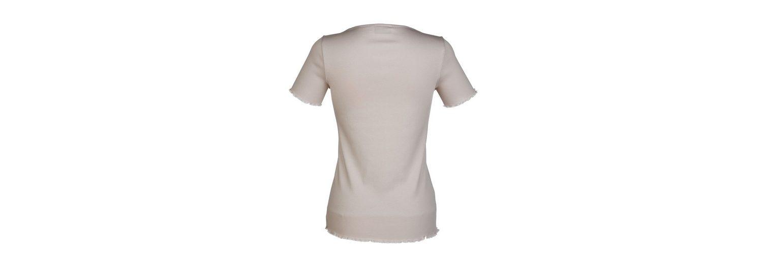 Dress In Shirt mit Rollsaum Spielraum Finden Große 7R3HoP