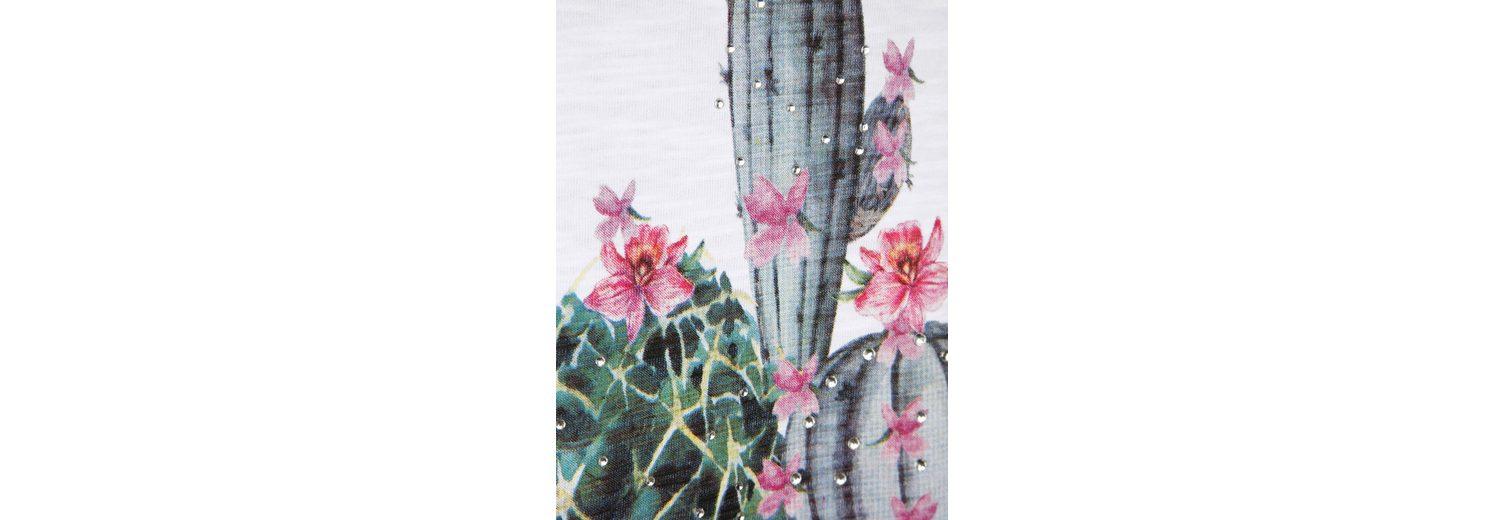 Kaufen Billig Kaufen Billig Verkauf Neueste Dress In Shirt mit Kaktus Druck oyNeS
