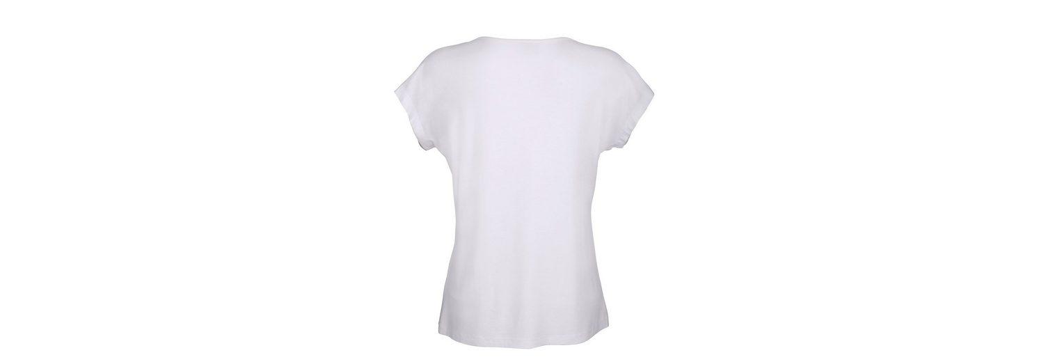 Paola Shirt mit floralem Druck Mode Günstig Online pcNonZ