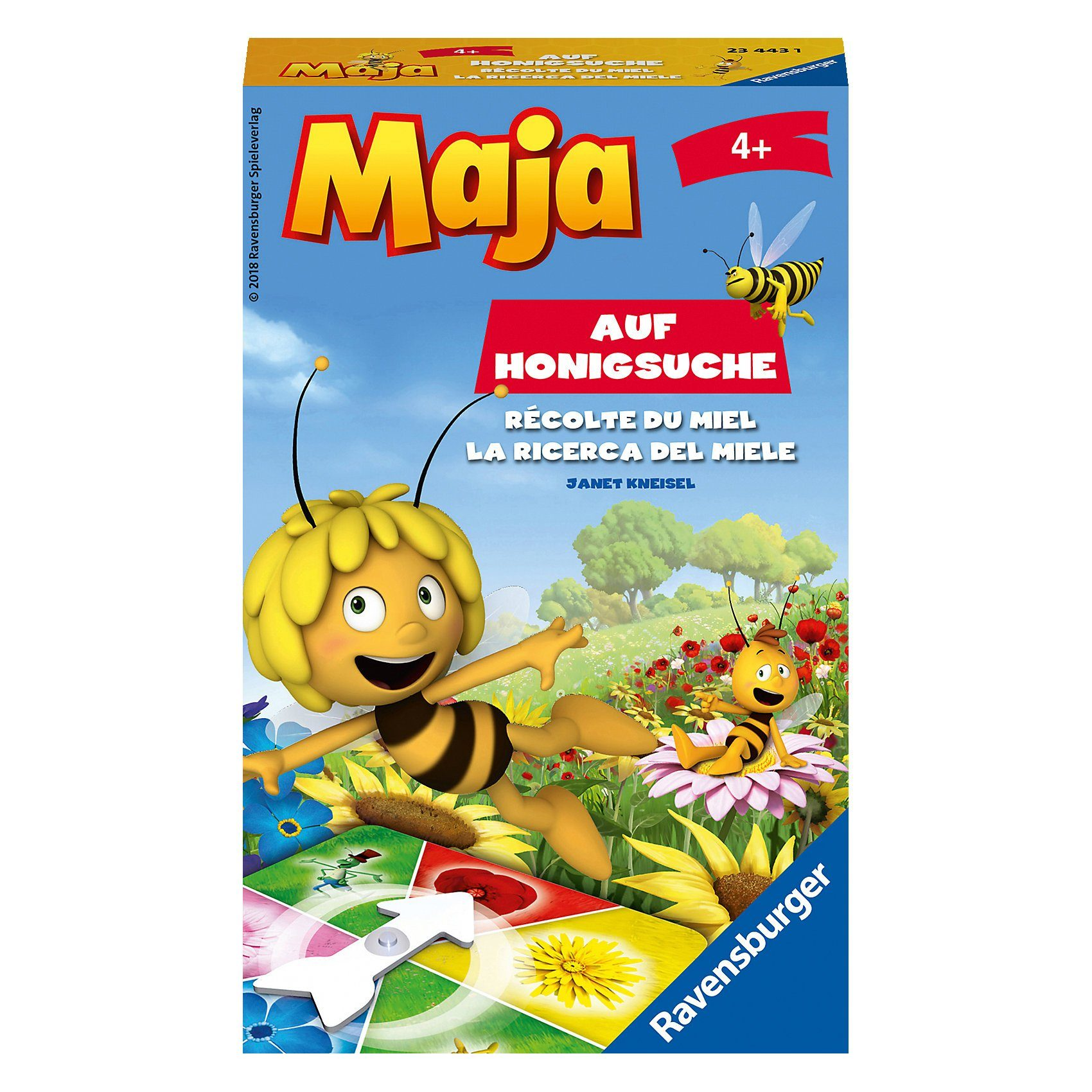 Ravensburger Biene Maja auf Honigsuche Mitbringspiel