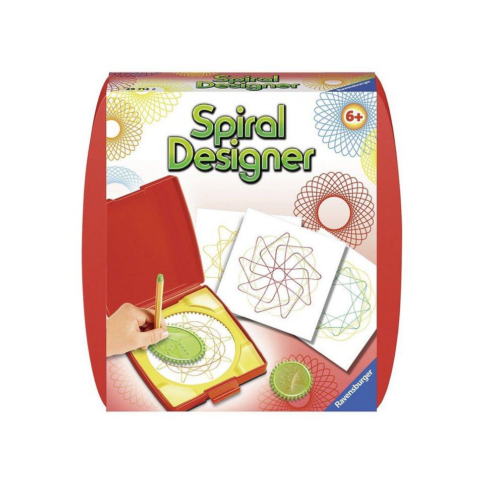 Ravensburger Mini Spiral Designer Rot kaufen
