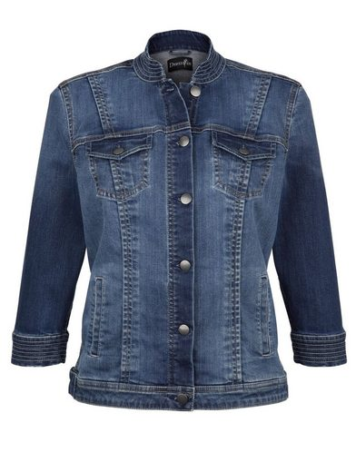 Dress In Jeansjacke mit 3/4 Arm