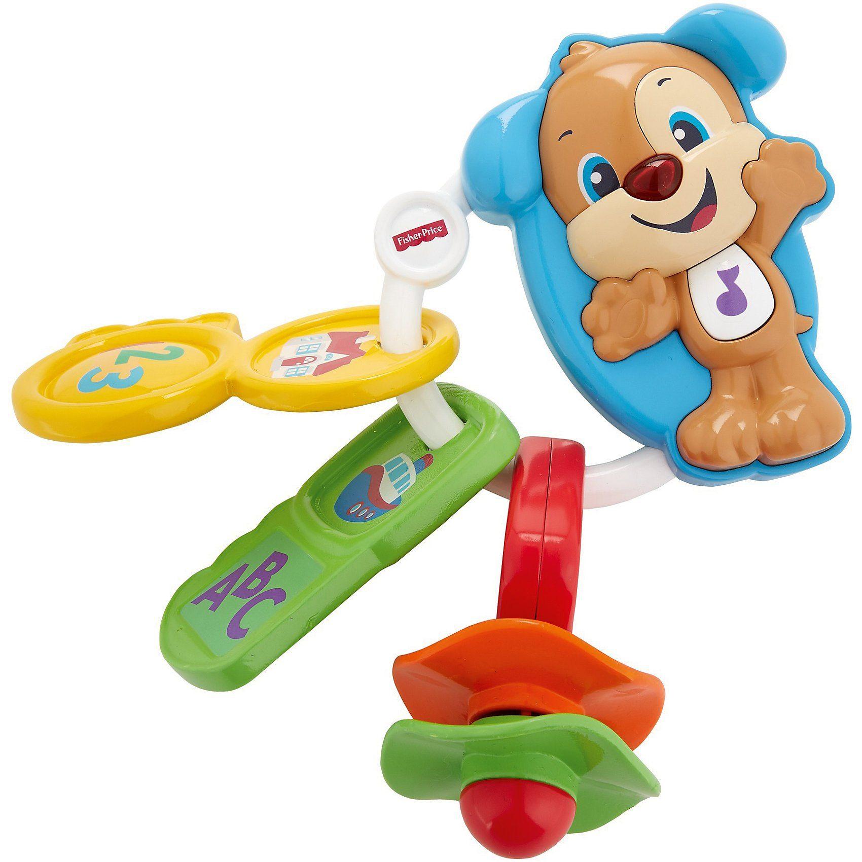 Mattel® Fisher-Price Lernspaß Schlüssel