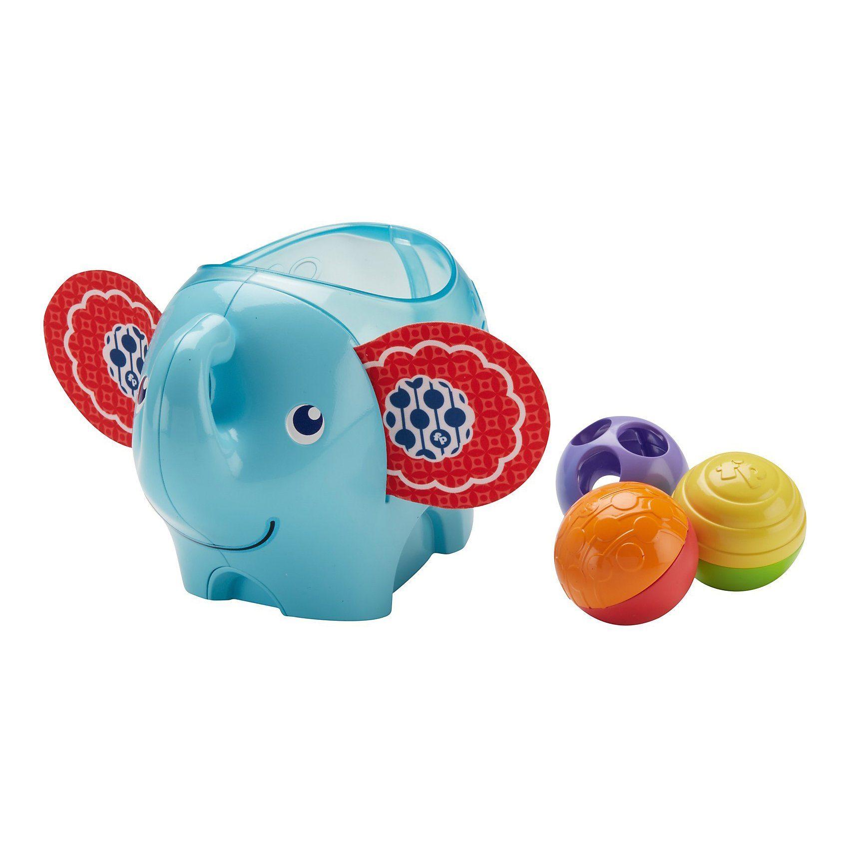 Mattel® Fisher-Price Schaukel-Elefant