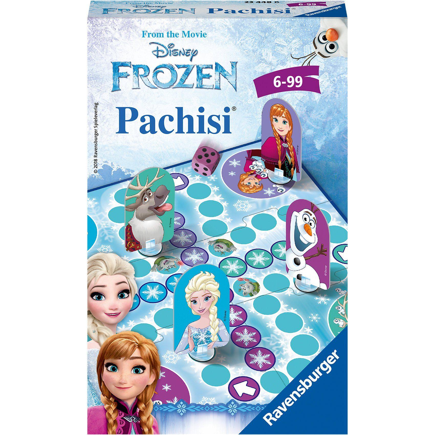 Ravensburger Disney Frozen Pachisi Mitbringspiel