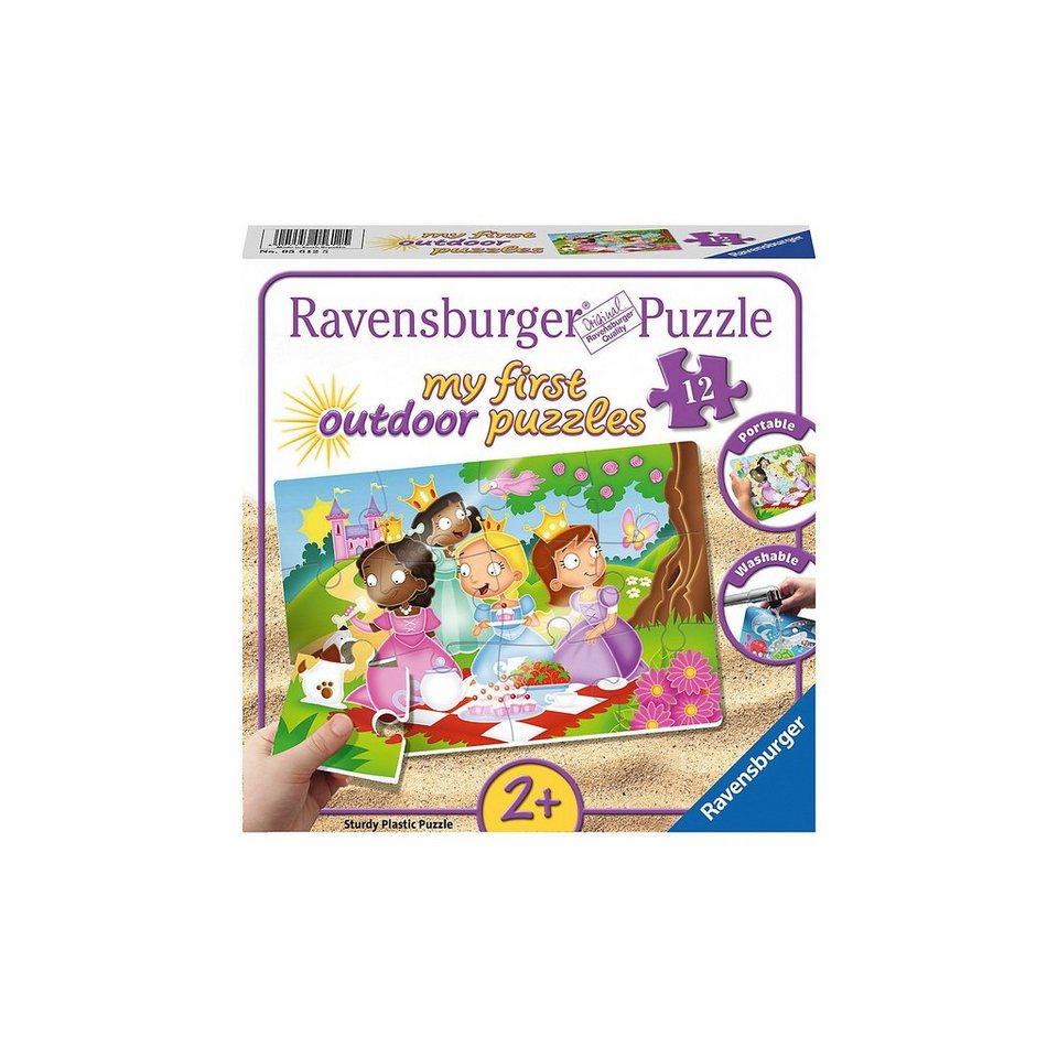 Ravensburger my first puzzles - outdoor 12 Teile Süße Prinzessinnen online kaufen