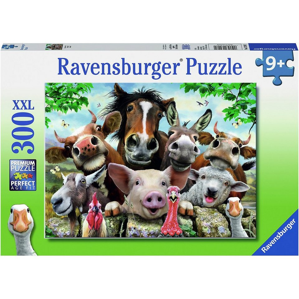 Ravensburger Puzzle 300 Teile Say cheese! kaufen